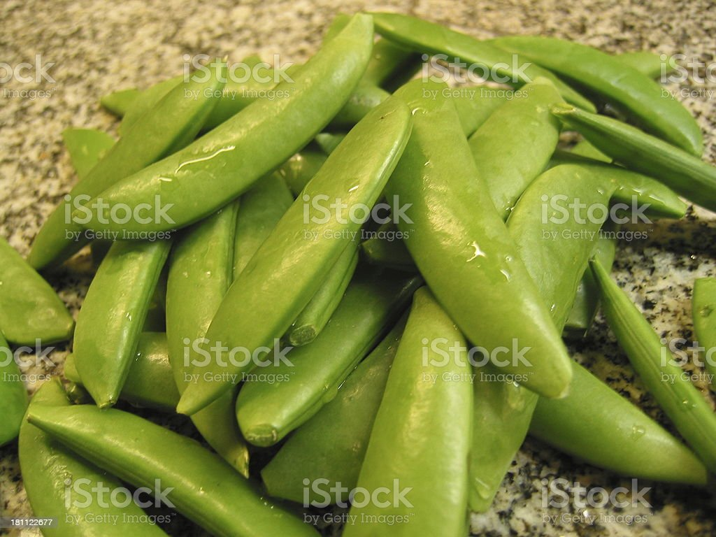 Greens - Vegetables royalty-free stock photo