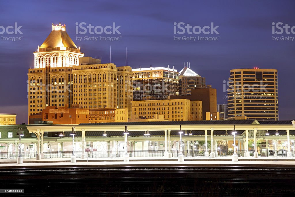 Greensboro royalty-free stock photo
