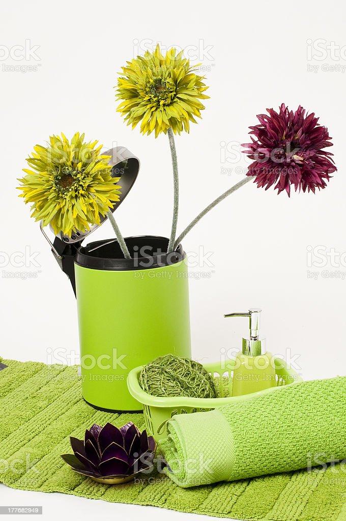greenspa royalty-free stock photo