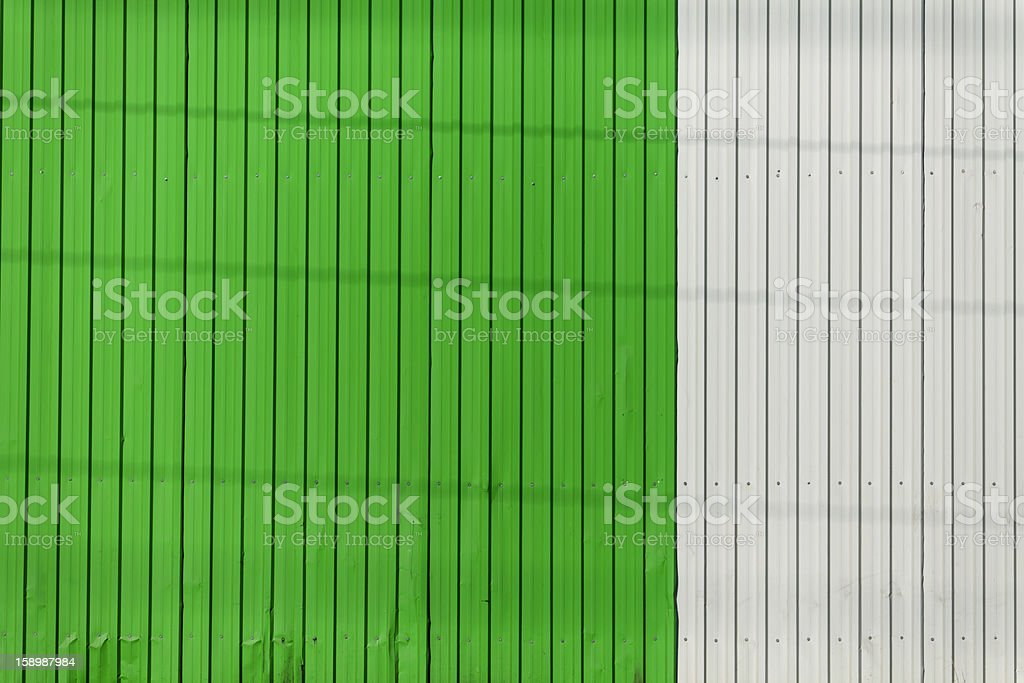 Green-White Background stock photo