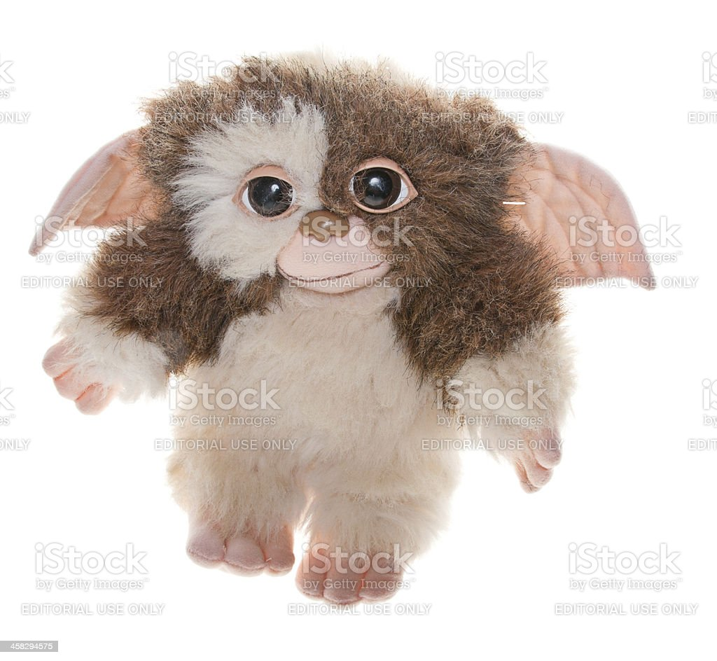 Gremlin Gizmo Plush Doll stock photo