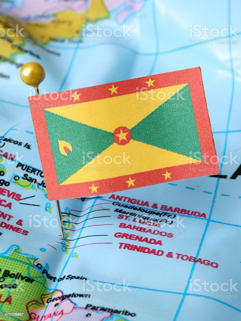 Grenada stock photo
