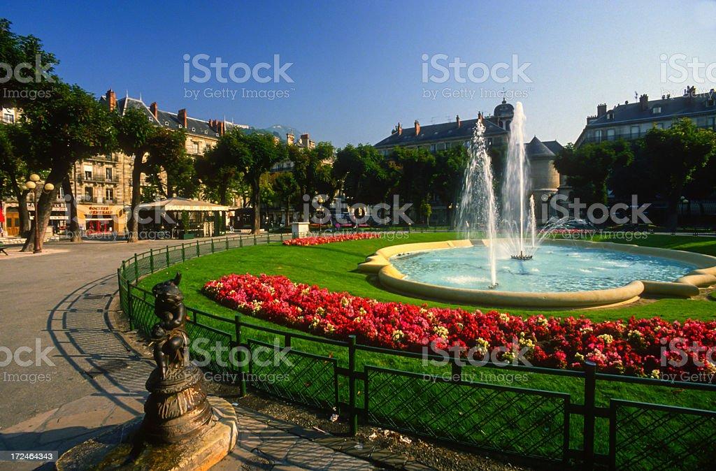 Grenoble royalty-free stock photo