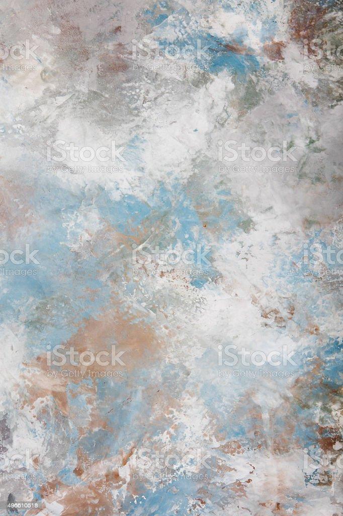 Grey and blue stone background stock photo