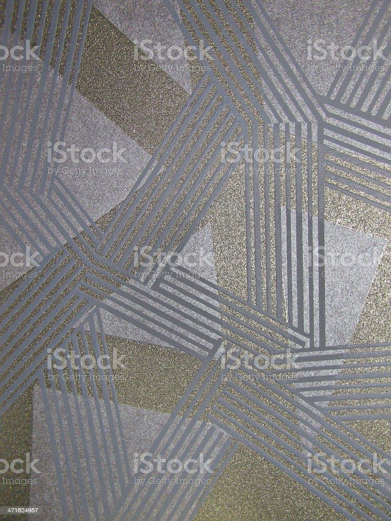 grey and gold cross line vinyl stock photo