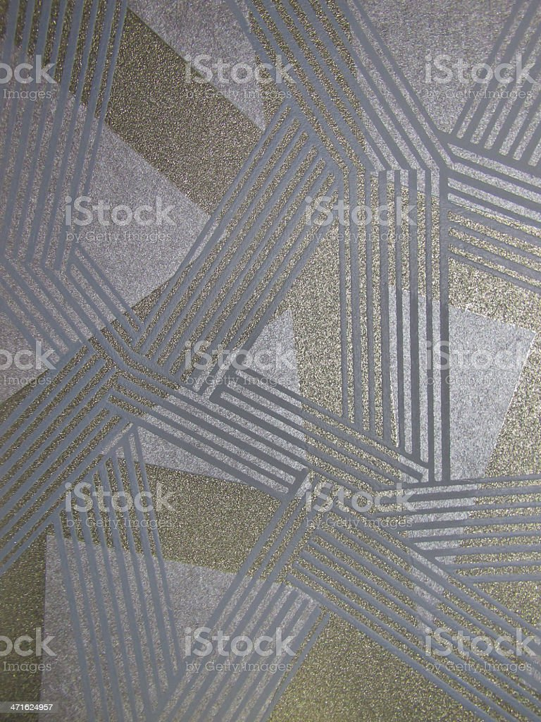 grey and gold cross line vinyl stock photo
