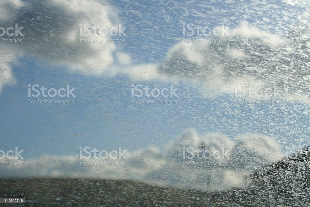 grau blau stock photo