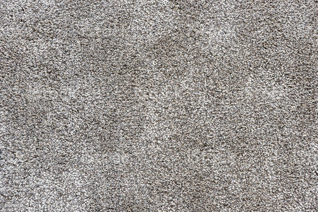 grey carpet texture as background stock photo