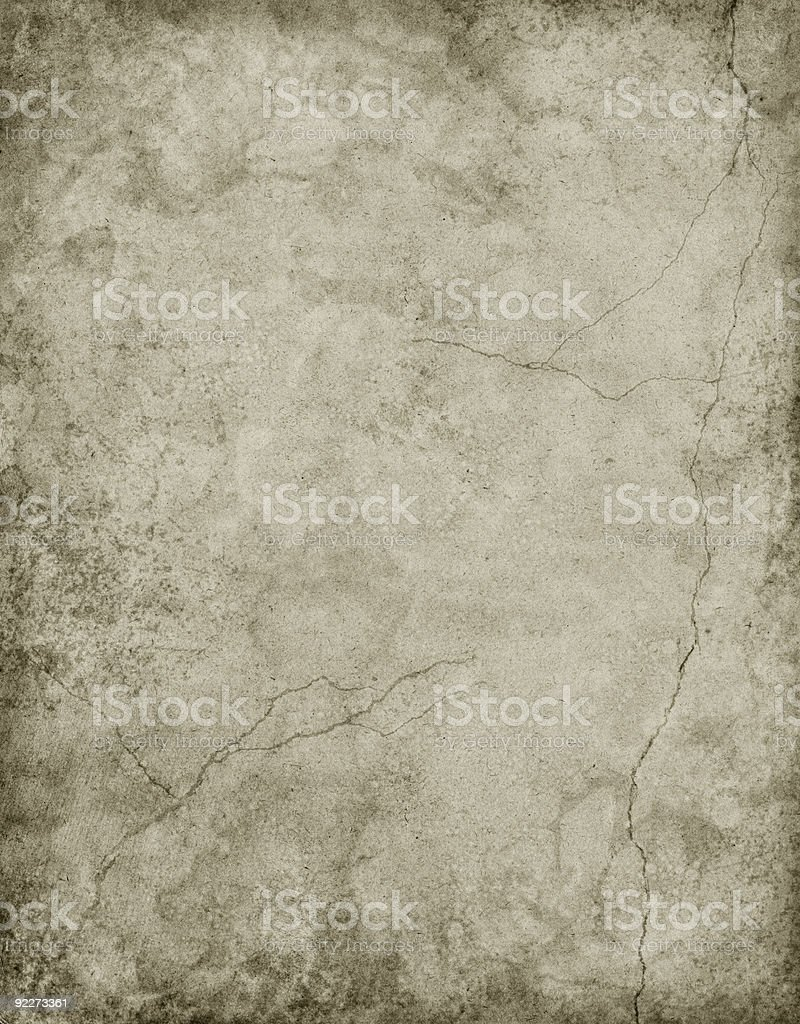 Grey crack concrete background royalty-free stock photo