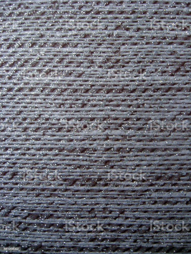 Grey fabric stock photo