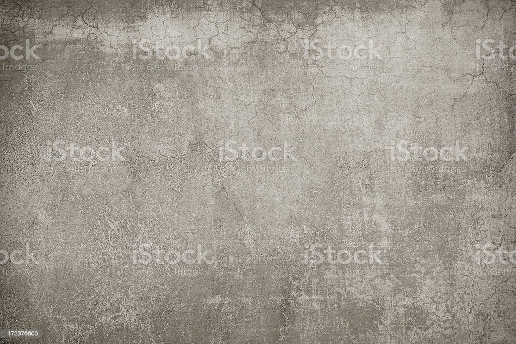 Grey grungy Roman wall texture background, Rome Italy stock photo
