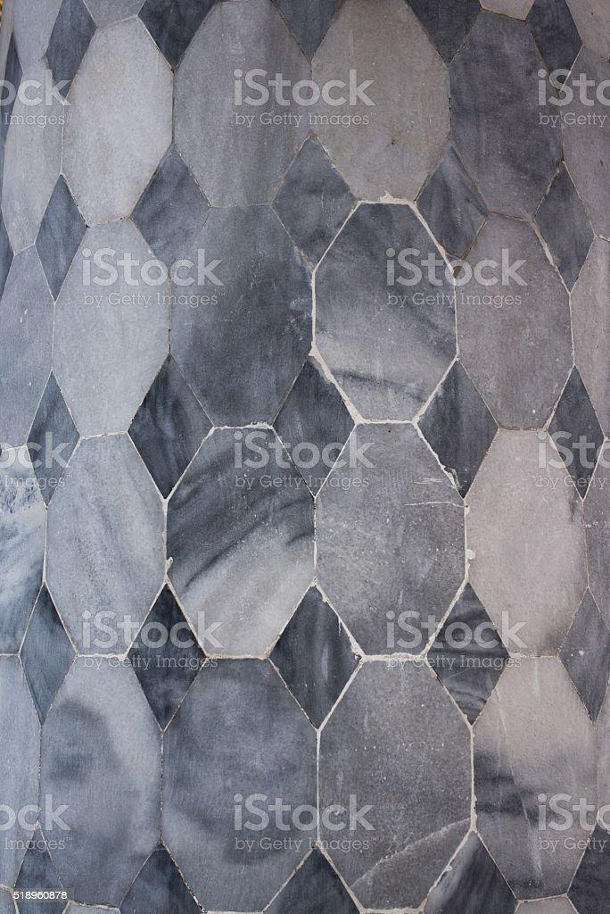 Grey marble pattern stock photo