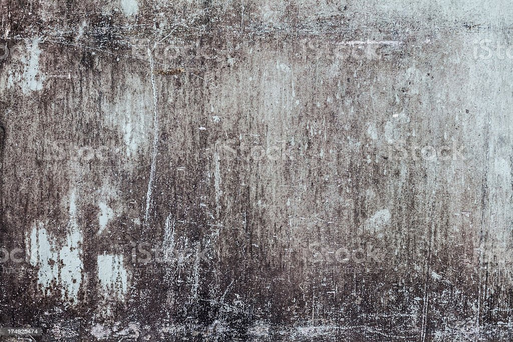 Grey Old Wall Background royalty-free stock photo