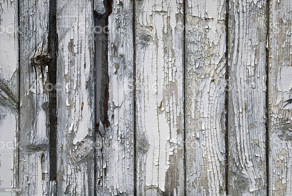 Grey painted planks royalty-free stock photo