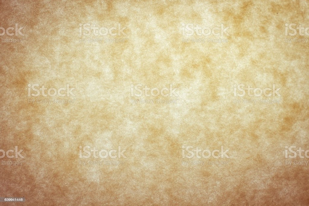 Grey piece of traditional paper stock photo