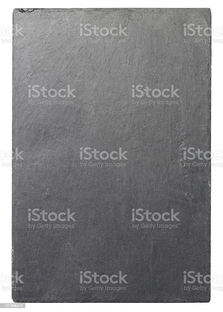 Grey Slate XXL royalty-free stock photo