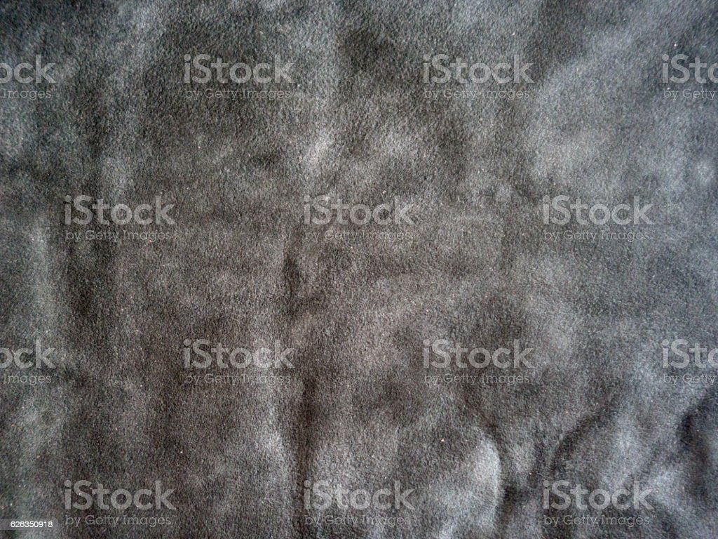 Grey Suede leather texture stock photo