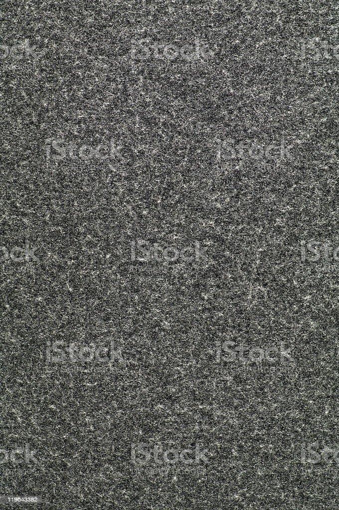 Grey textile with irregular pattern royalty-free stock photo