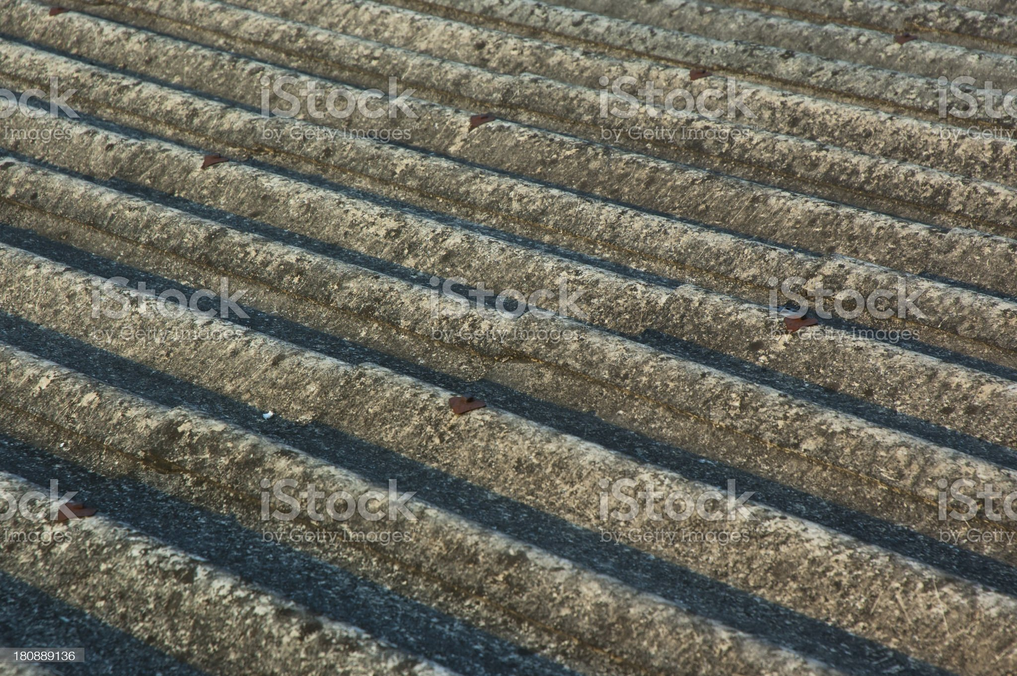 grey tone tile pattern rooftop royalty-free stock photo