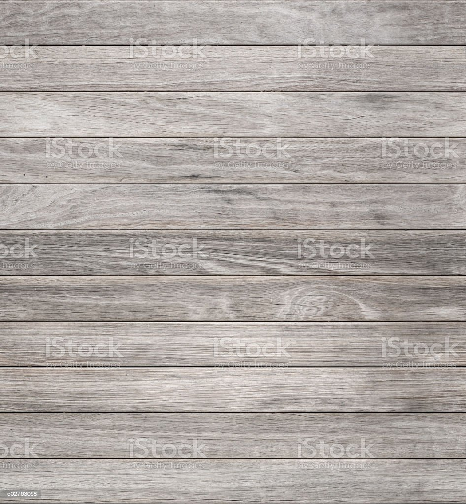Grey Wooden Boards Seamless Tile stock photo