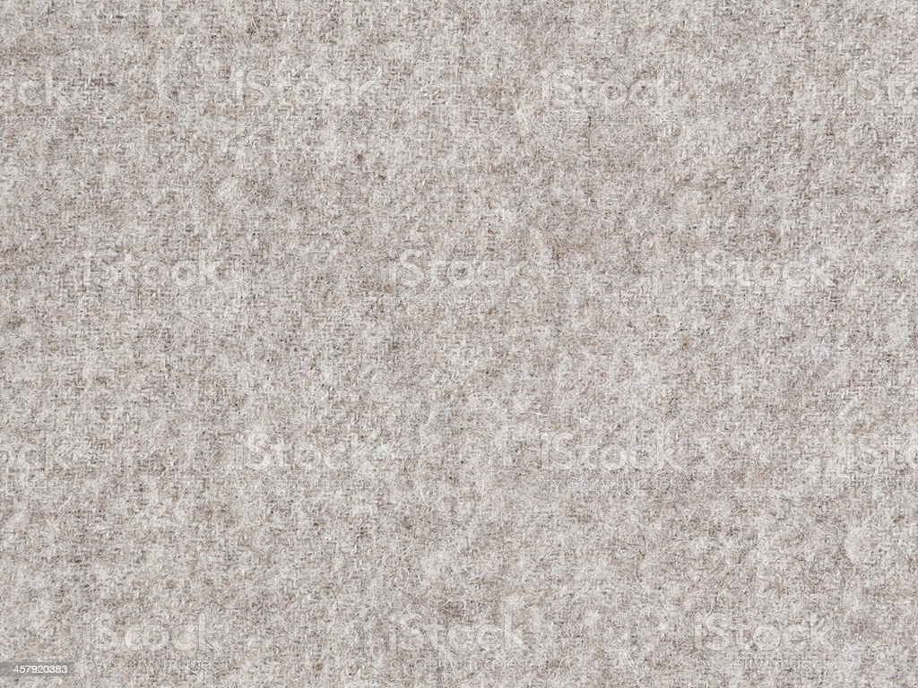 grey wool fabric stock photo