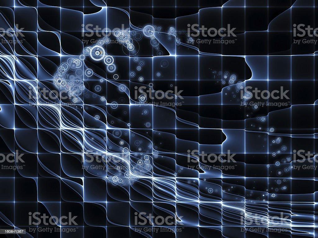 Grid Background royalty-free stock photo