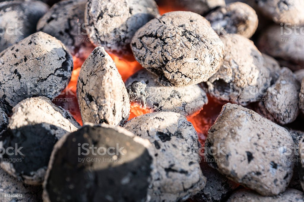 BBQ Grill - Closeup stock photo
