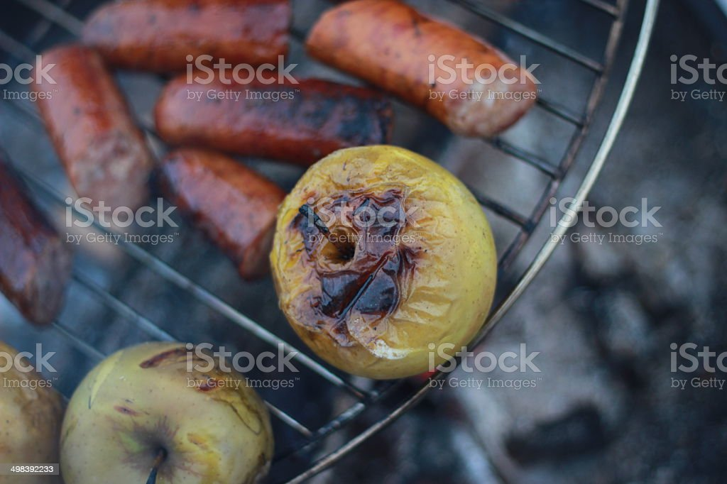 grill royalty-free stock photo