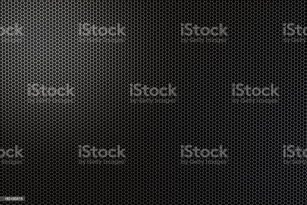 Grill texture background in shadows stock photo