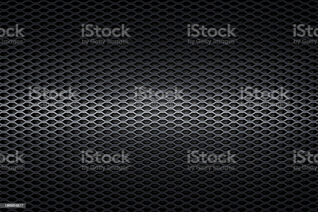 Grille Background stock photo
