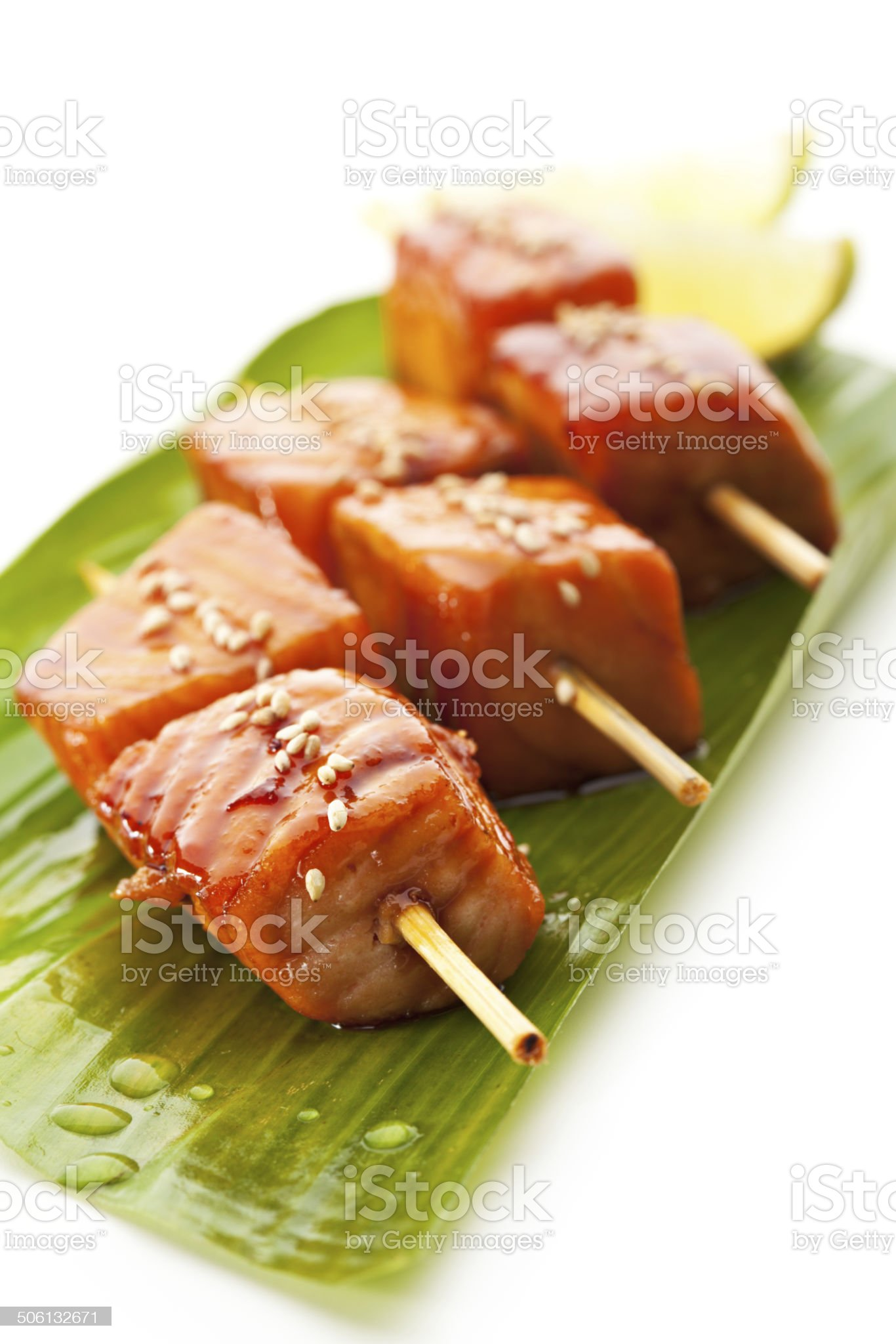 Grilled Foods royalty-free stock photo