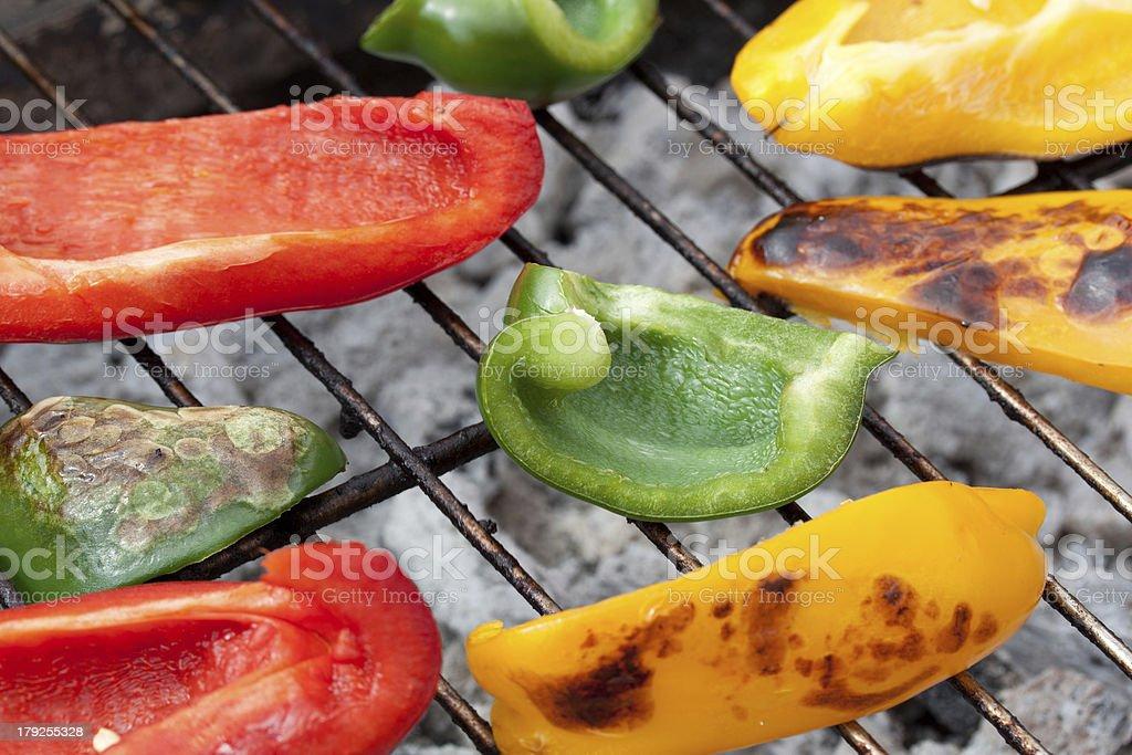 grillgem?se stock photo