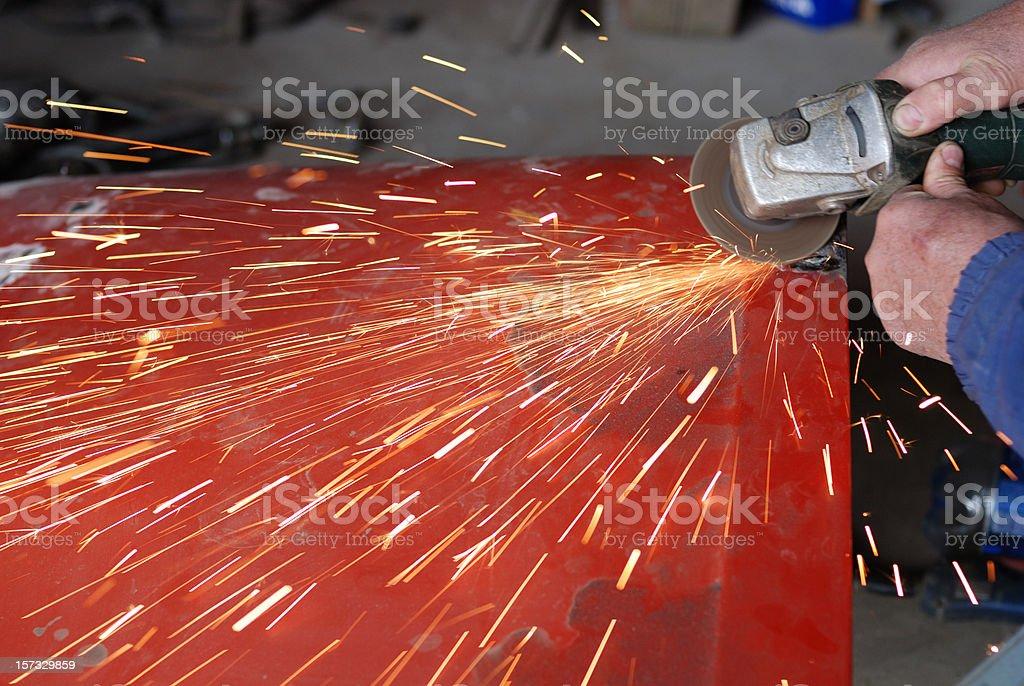 grinder stock photo