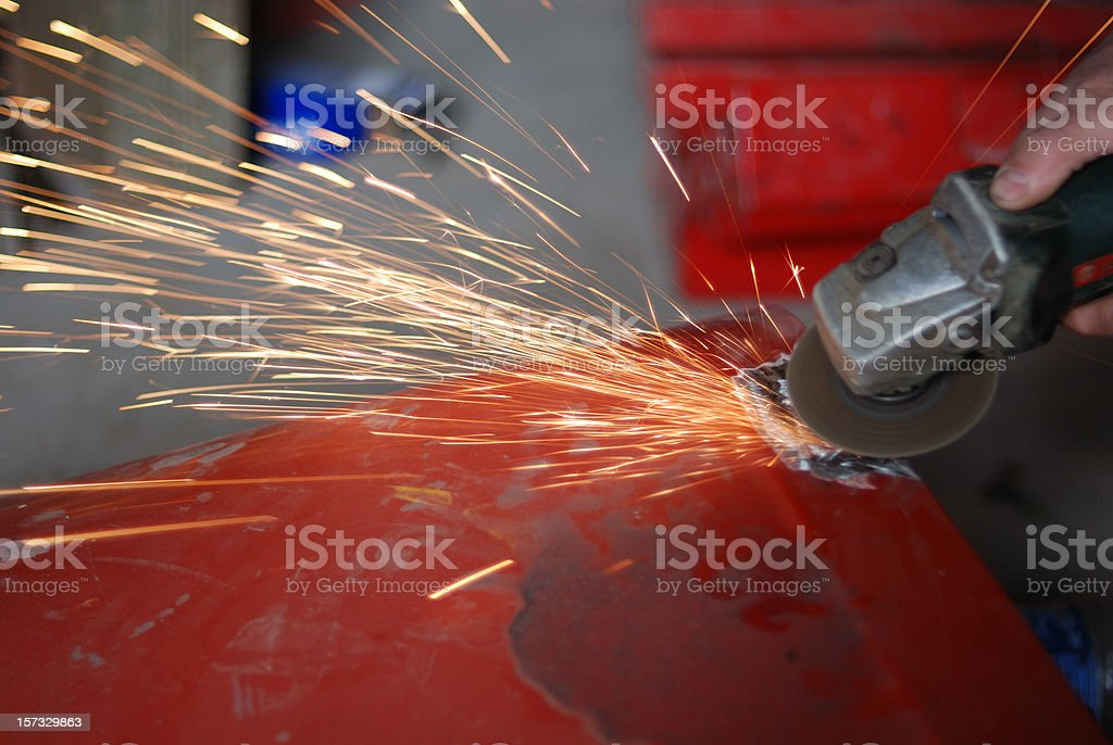 grinder royalty-free stock photo