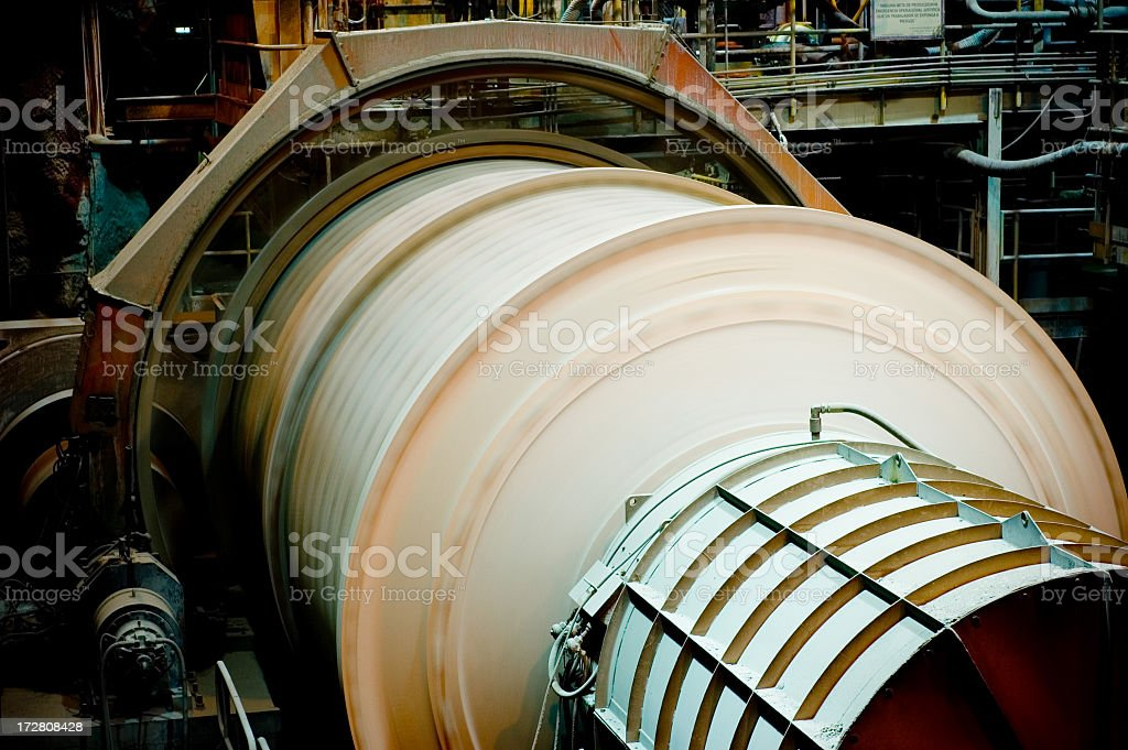Grinding Mill 1 royalty-free stock photo