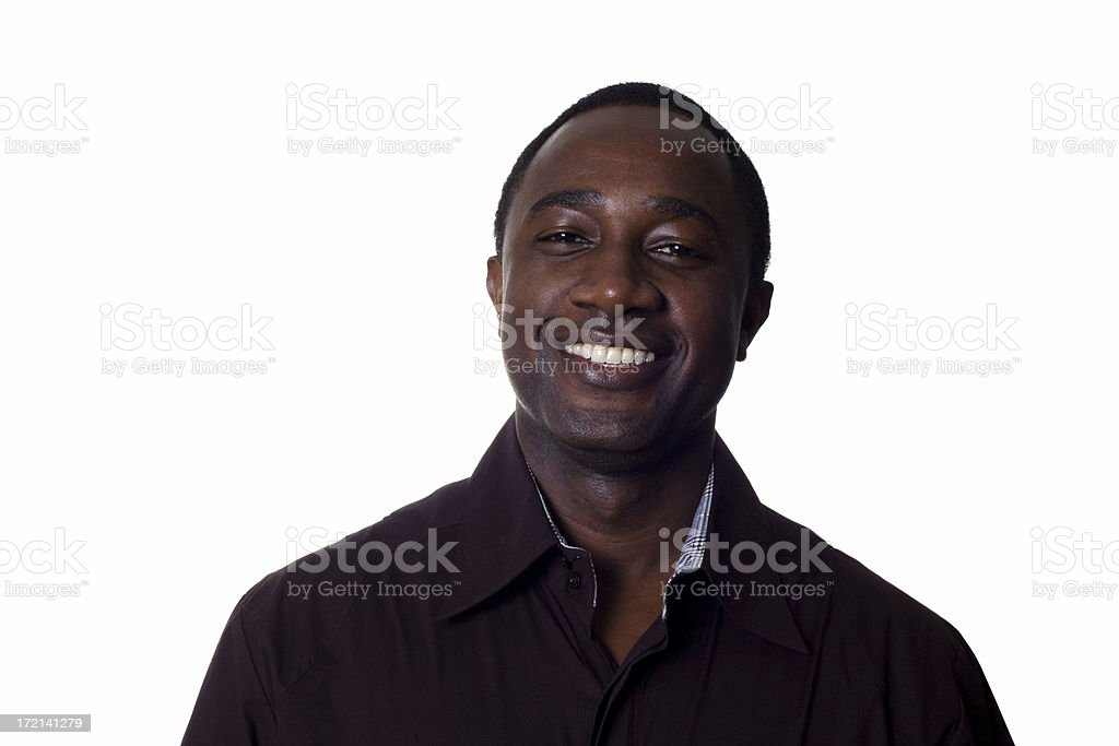 grinning stock photo