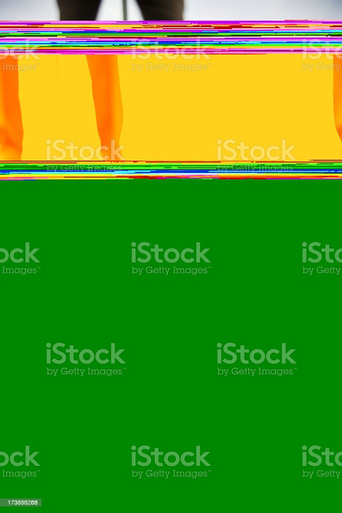 Grip and Rip royalty-free stock photo