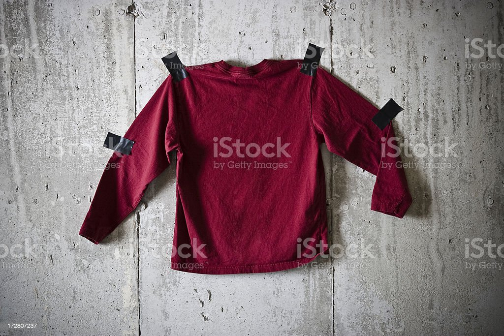 Gritty Fashion royalty-free stock photo
