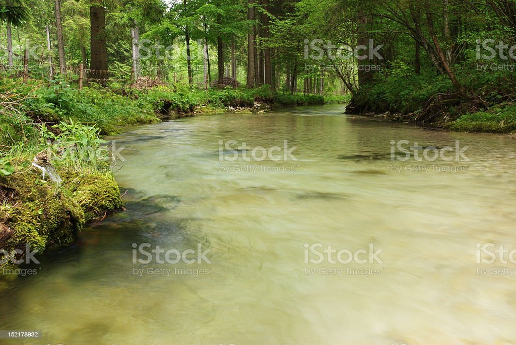 Grmecica river royalty-free stock photo