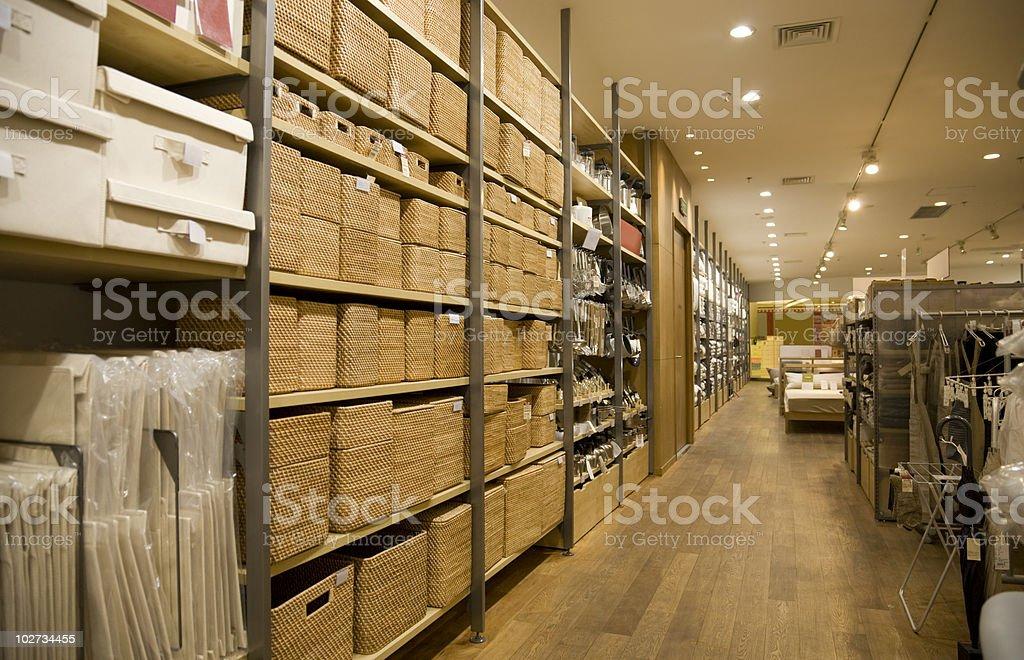 grocery supermarket stock photo