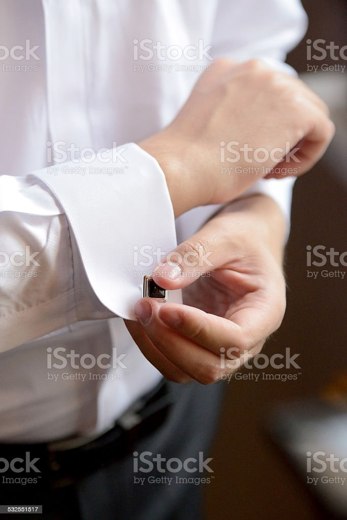 Groom dress up- stock photo stock photo