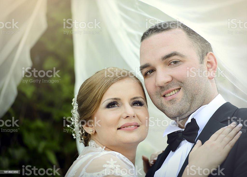grooms portrait royalty-free stock photo