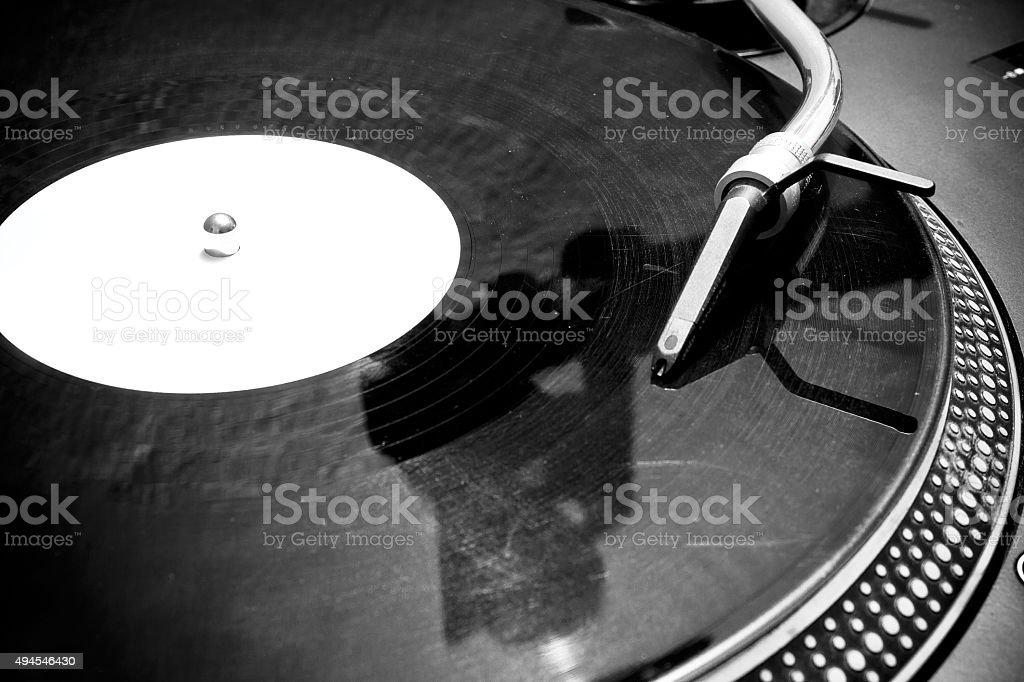 Groove stock photo