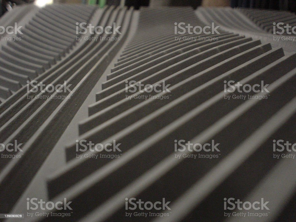 grooves royalty-free stock photo