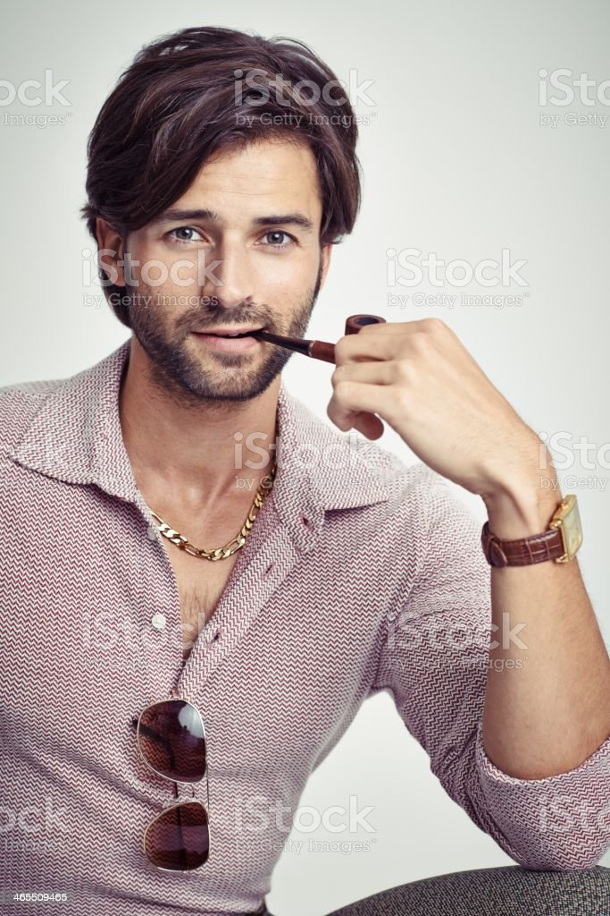 Groovy cool royalty-free stock photo