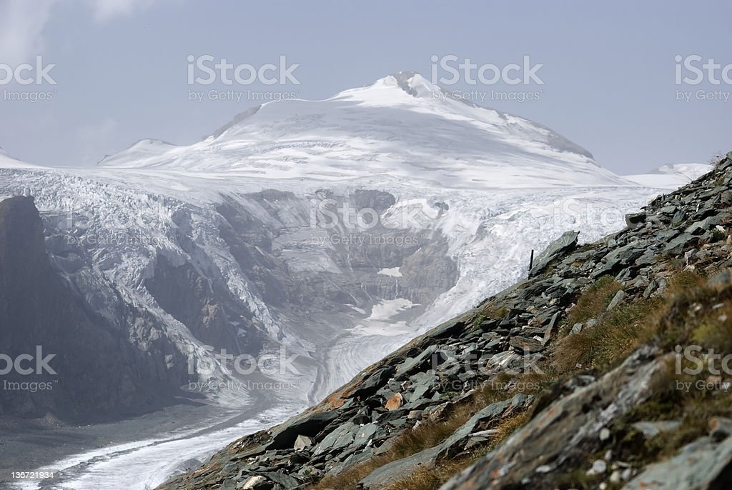 Gross Glockner stock photo