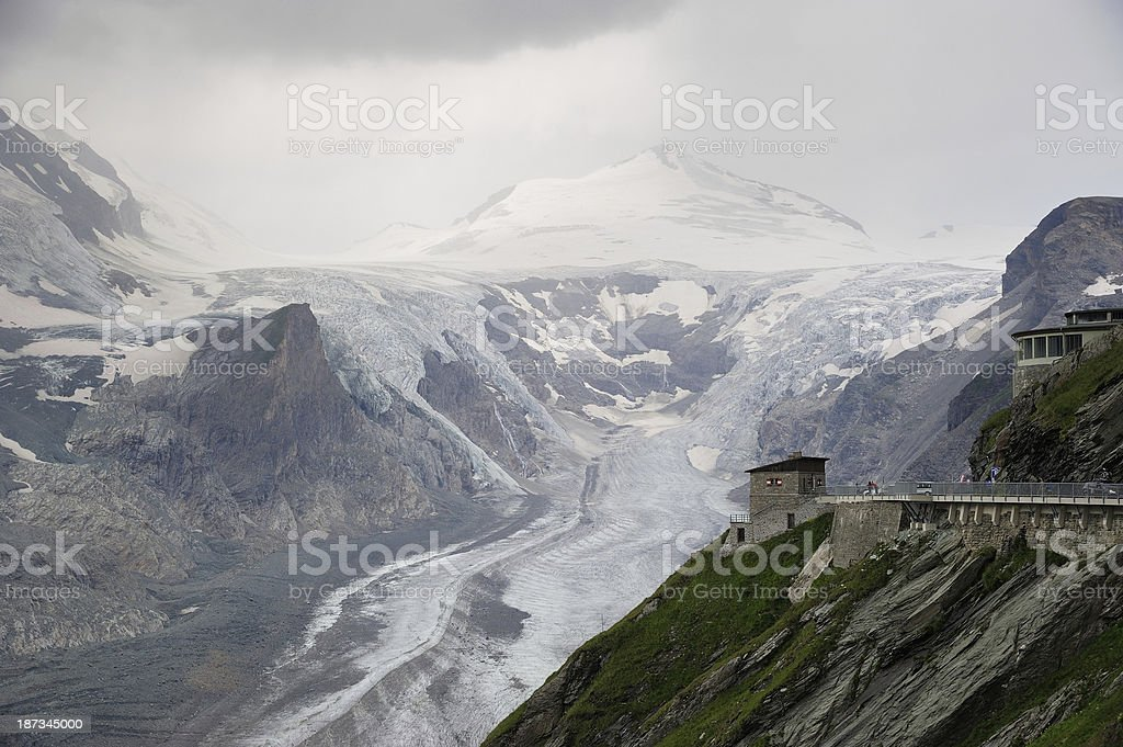 Grossglockner, Austria royalty-free stock photo
