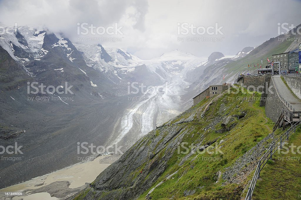 Grossglockner, Austria royalty-free stock photo