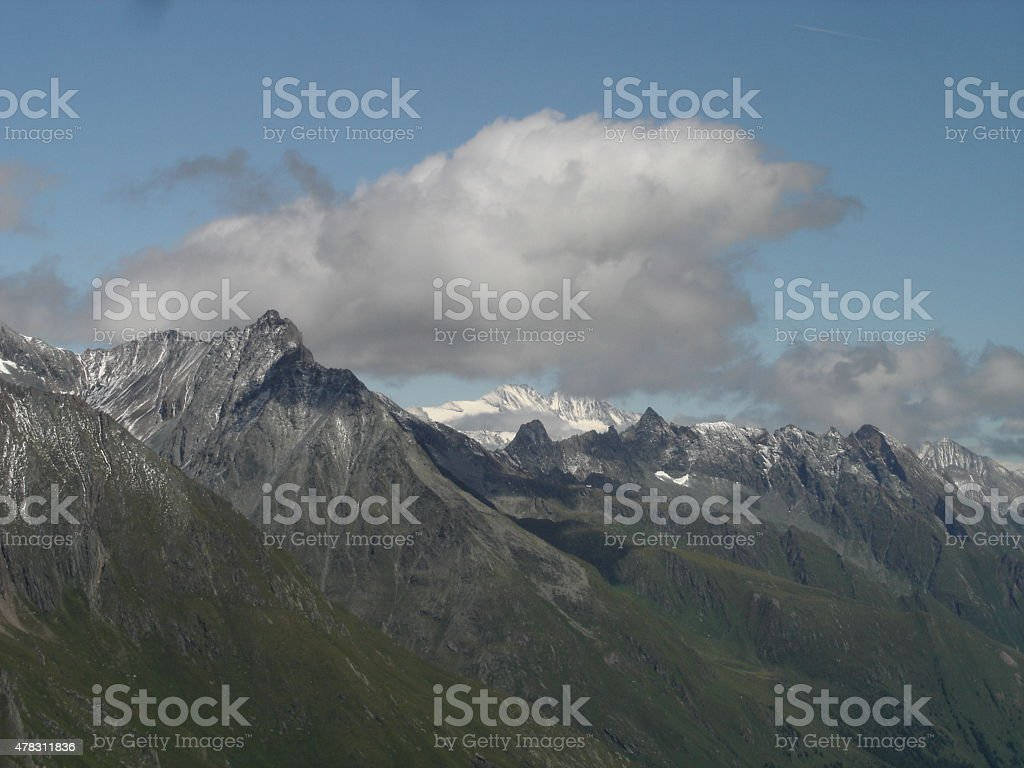 Grossglockner/Austria stock photo