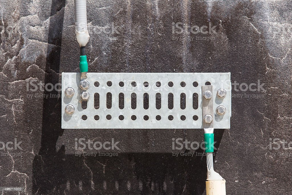 Ground bar - Out Side stock photo